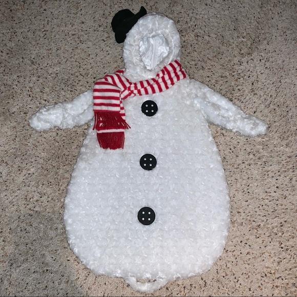Miniwear Other - Miniwear Snowman Bunting Bag